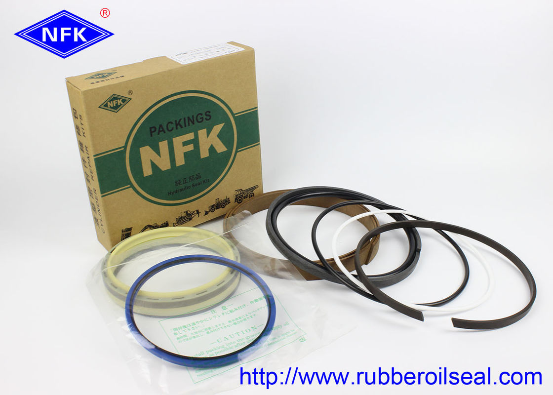 CAT390B Bucket Hydraulic Seal Kits TPFE FKM NBR Material High Temperature Resistant
