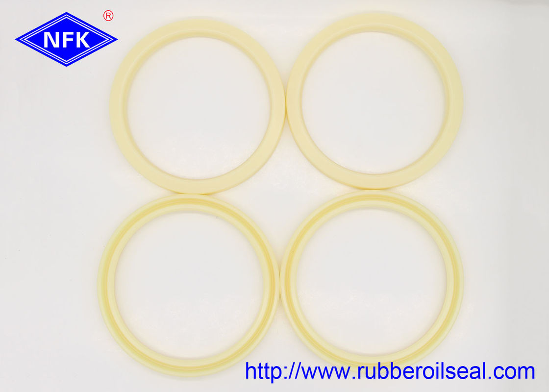Durable Polyurethane Hydraulic Rod Seals For Heavy Load Hyro - Cylinder
